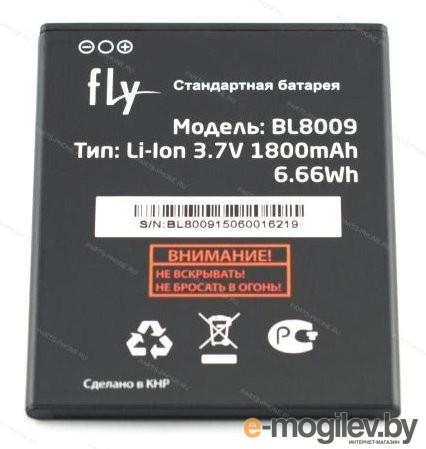 аккумулятор для Fly для FS451 Nimbus 1 BL8009