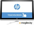 HP 24-g038ur (X0Z57EA) 23.8(1920x1080)/Touch/ Core i3 6100U/8192Mb/1000+8SSDGb/DVDrw/Cam/BT/WiFi/white/W10 + USB KBD ALL WHITE + HP USB Wired Opti
