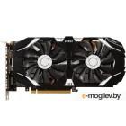 MSI PCI-E GTX 1060 3GT OC nVidia GeForce GTX 1060 3072Mb 192bit GDDR5 1544/8008 DVIx1/HDMIx1/DPx1/HDCP Ret