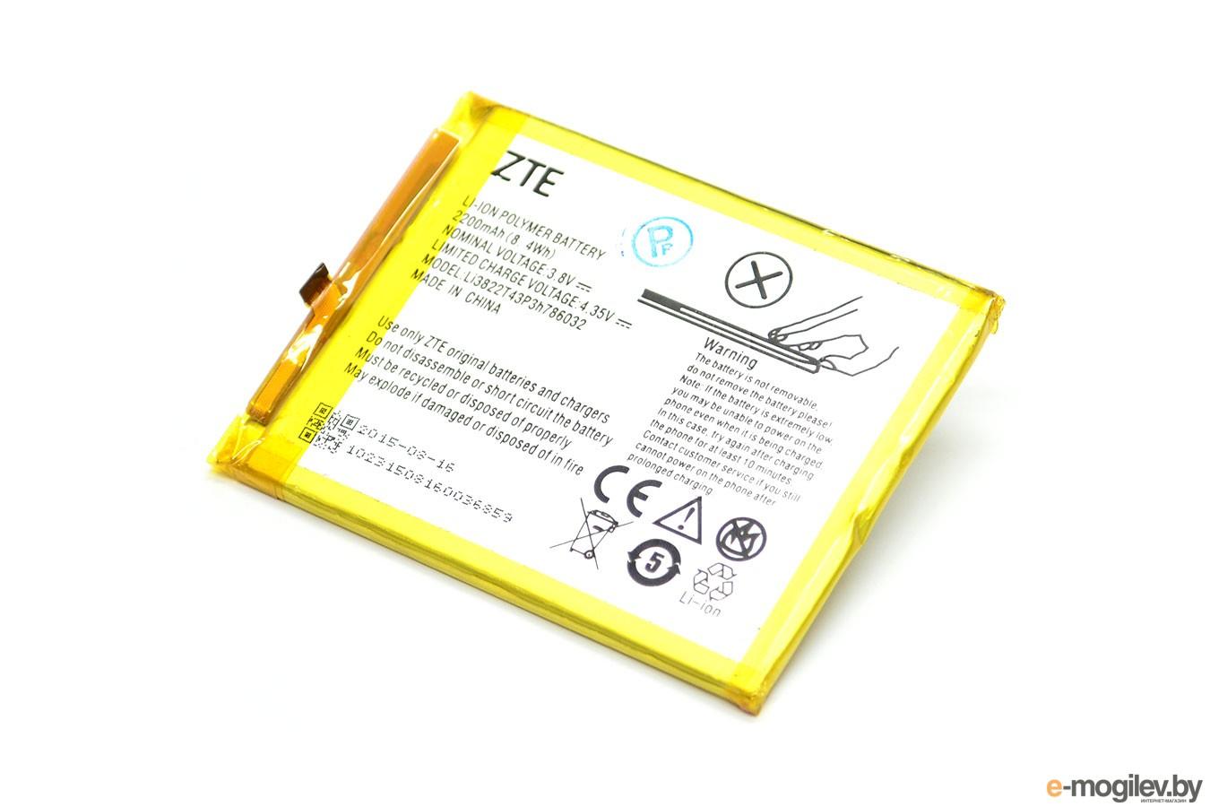 аккумулятор для ZTE для Blade X7