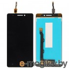 дисплей в сборе с тачскрином для Lenovo K3 Note, черный
