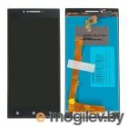 дисплей в сборе с тачскрином  для Lenovo P70, черный