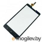 тачскрин для Lenovo P780, черный