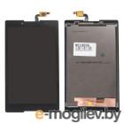 тачскрин для Lenovo для Tab 2 A8-50, черный