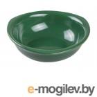 Салатник керамический, 156 мм, треугольный, серия Трабзон, зеленый, PERFECTO LINEA (18-316309)