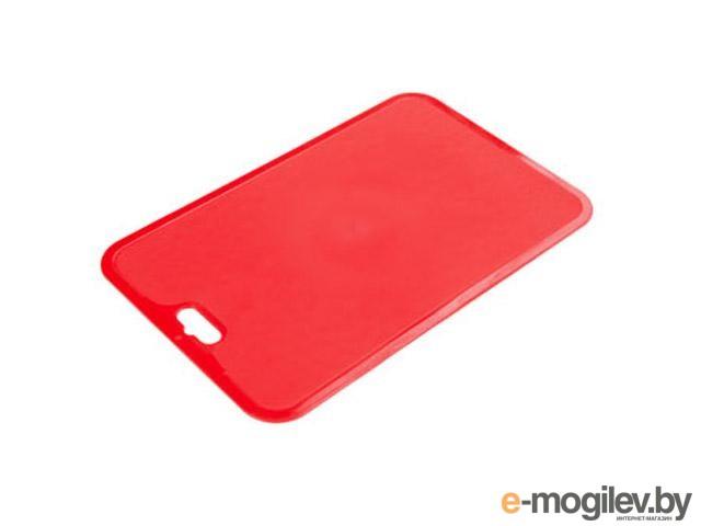 Доска разделочная Flexi (Флэкси), красный, BEROSSI (Изделие из пластмассы. Размер 330 x 214 x 2 мм) (ИК08527000)
