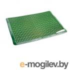 Коврик для прихожей Step (Степ), зелёный, BEROSSI (Изделие из пластмассы. Размер 560 х 430 х 10 мм) (АС15613000)