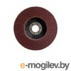 Круг лепестковый 115х22.2 мм K80 плоский STANDARD FOR METAL BOSCH (2608603714)