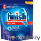 Finish All in 1 Shine & Protect 65шт