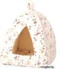 Домик для животных Trixie Lingi 36354 белый/бежевый