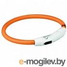 Ошейник Trixie 12704 (M-L, оранжевый)