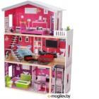 Аксессуар для куклы Eco Toys Кукольный домик Малибу с лифтом 4118