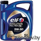 ELF 5W30 5L МАСЛО МОТОРНОЕ EVOLUTION FULL-TECH FE ACEA:С4, соответствует С3 RENAULT Diesel RN 0720