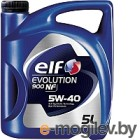 ELF 5W40 5L МАСЛО МОТОРНОЕ EVOLUTION 900 NF  ACEA: A3/B4 API: SL/CF VW 502.(505)00 MB 229.3