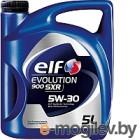 ELF 5W30 5L МАСЛО МОТОРНОЕ EVOLUTION 900 SXR  ACEA: A5/B5 API: SL/CF RENAULT Gasoline RN0700