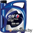 ELF 5W40 4L МАСЛО МОТОРНОЕ EVOLUTION 900 NF  ACEA: A3/B4 API: SL/CF VW 502.(505)00 MB 229.3