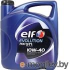 ELF 10W40 5L МАСЛО МОТОРНОЕ EVOLUTION 700 STI ACEA: A3/B4 API: SN/CF VW 501.01/505.00 MB 229.1