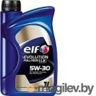 ELF 5W30 1L МАСЛО МОТОРНОЕ EVOLUTION FULL-TECH LLX ACEA:C3 VW 504.00/507.00 BMW LL-04 MB 229.51