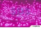 Светодиодная гирлянда Neon-Night Мишура 303-617 6м, розовый