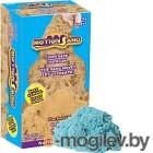 Набор игровой для лепки кинетический песок 0,8кг Голубой (MS-800G Blue)