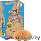 Песок кинетический для лепки 800 грамм Оражневого цвета (MS-800G Orange)