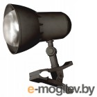 Трансвит NADEZHDA1MINI/BL на прищепке E27 лампа накаливания черный 40Вт