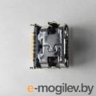 Разъем microUSB для Samsung C3592, E1272, S6810