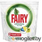 Fairy All-in-1 Лимон 84шт
