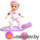 Кукла Bradex Молли-скейтбордистка DE 0164