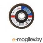 Круг лепестковый 125х22.2 мм K40 плоский STANDARD FOR METAL BOSCH (2608603716)