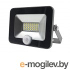 Прожектор светодиодный с датч. движ. 20 Вт PFL-C sensor 6500К, IP54, 160-260В, JAZZWAY (1210Лм, холодный белый свет) (5001459)