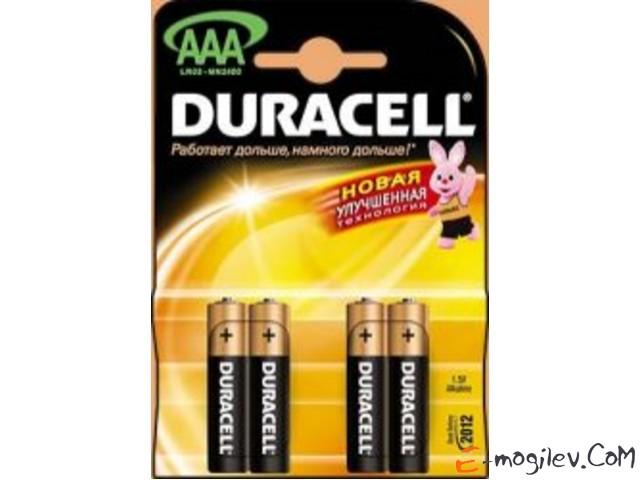 Duracell LR03 Alkaline MN2400mAh