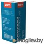 Buro 046003200 0.5мм ластик пласт. корпус