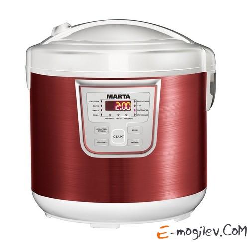 MARTA MT-1965 white/metallic red
