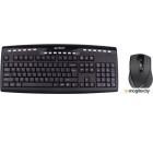 Клавиатура+мышь A4Tech 9200F (черный)
