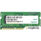 Модуль памяти DDR3 1600Mhz - 4Gb(1x4Gb) Apacer [AS04GFA60CATBGJ]