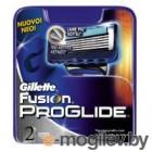 Сменные кассеты Gillette Fusion ProGlide 2шт