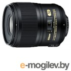 Nikon AF-S Micro Nikkor 60mm