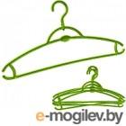 YORK Вешалка для одежды пластмассовая вращающаяся 5 шт.