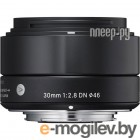 Sigma AF 30 mm F/2.8 DN ART for Micro Four Thirds Black