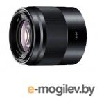 объективы для Sony NEX и видео Sony SEL-50F18 50 mm F/1.8 OSS E for NEX Black*