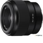 объективы для Sony NEX и видео Sony SEL50F18F 50 mm F/1.8 for NEX*