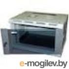 Шкаф Lanmaster TWT-CBE-27U-6x6 19 Eco 27U 600x600 grey glass door