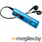MP3 плееры Sony NWZ-B183F Walkman - 4Gb Blue