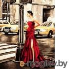 Picasso Девушка в красном PC4050134