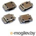 Разъем micro USB JCK-MC8000 Samsung S8000 S7350 S5250 i8000 C3530 S7230 (K-1-5)