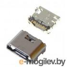 Разъем micro USB JCK-MC9082 Samsung i9082 i9080 i9060 G360H T560 (K-4-8)