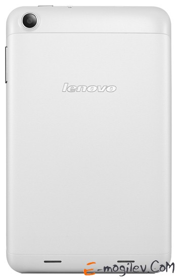 "Lenovo IdeaTab A3000 7"" IPS 59-366212 MediaTek MTK 8317T (1.2GHz)/1Gb/16Gb/microSD/WiFi/BT 4.0/GPS/2 Cam 5Mp+0.3Mp/3500mAh/And 4.2 White"