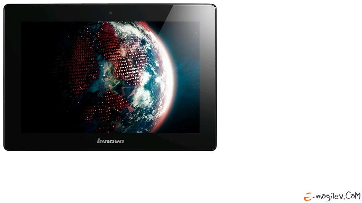 """Lenovo IdeaTab S6000 10"""" IPS 59-368568 MediaTek MTK 8317T Black"""