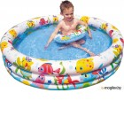 Надувной бассейн Intex Fishbowl 132x28 (59469)